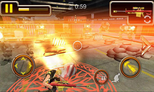 Sniper rush 3D screenshot 2