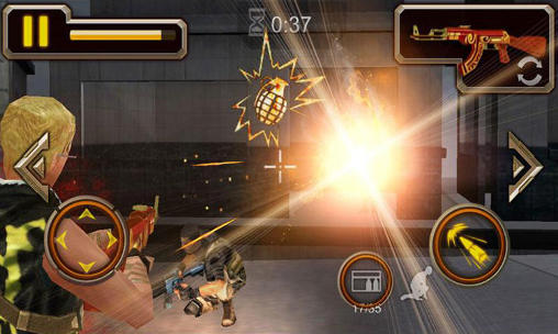 Sniper rush 3D screenshot 4