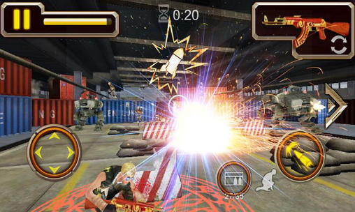 Sniper rush 3D screenshot 5