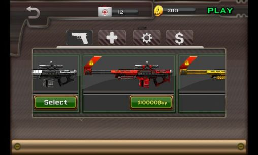 Sniper shooting. Killer. screenshot 5