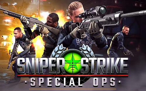 Resultado de imagem para Sniper Strike: Special Ops