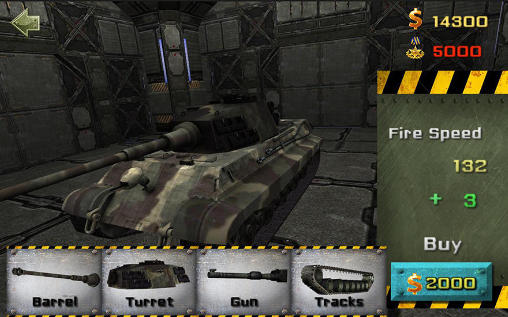 Sniper tank battle screenshot 1