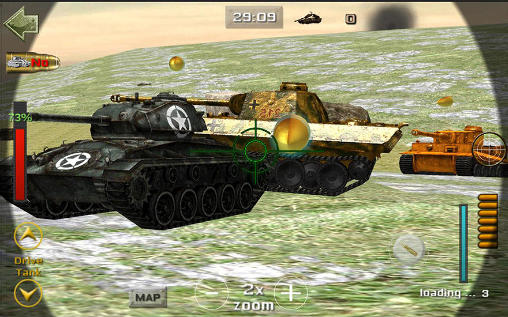 Sniper tank battle screenshot 4