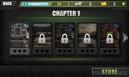 Sniper traffic city screenshot 1