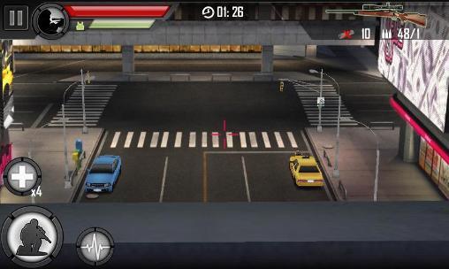 Sniper traffic city screenshot 2