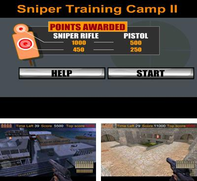 In addition to the game Car Conductor Traffic Control for Android phones and tablets, you can also download Sniper Training Camp II for free.