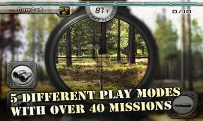Screenshots von Sniper Vs Sniper: Online für Android-Tablet, Smartphone.