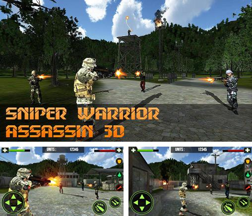 Sniper warrior assassin 3D