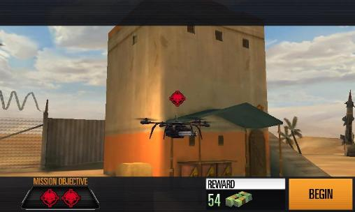 Download Warfare sniper 3D Android free game.
