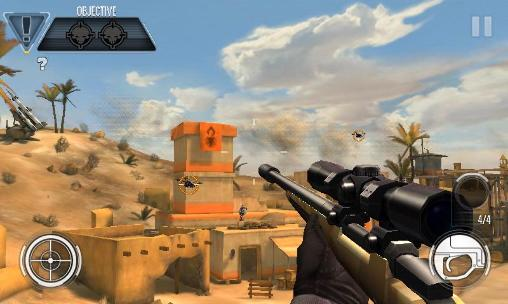 Get full version of Android apk app Warfare sniper 3D for tablet and phone.