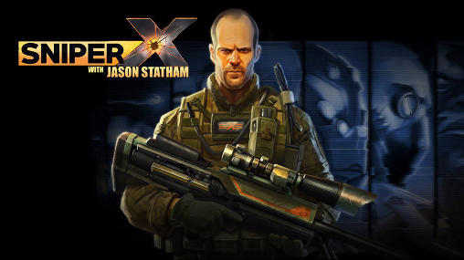 Sniper X with Jason Statham poster