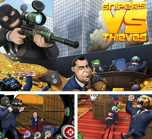 In addition to the game Snipers vs thieves for Android, you can download other free Android games for Fly Quad EVO Energie 4.