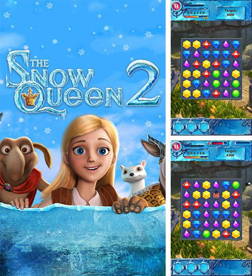 Snow queen 2: Bird and weasel
