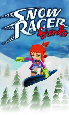 Snow Racer Friends poster