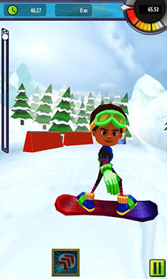 Jogue Snow Racer Friends para Android. Jogo Snow Racer Friends para download gratuito.