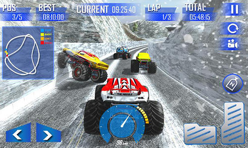 Off-road rally screenshot 3