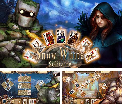 Snow White solitaire. Shadow kingdom solitaire: Adventure of princess