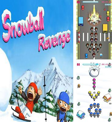 In addition to the game Chicks and Turtles for Android phones and tablets, you can also download Snowball Revenge for free.