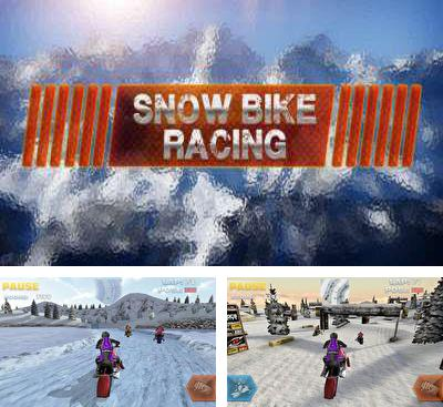 In addition to the game The Spookening for Android phones and tablets, you can also download Snowbike Racing for free.