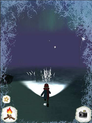 Screenshots do Snowblind - Perigoso para tablet e celular Android.