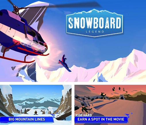 In addition to the game APO Snow for Android phones and tablets, you can also download Snowboard legend for free.