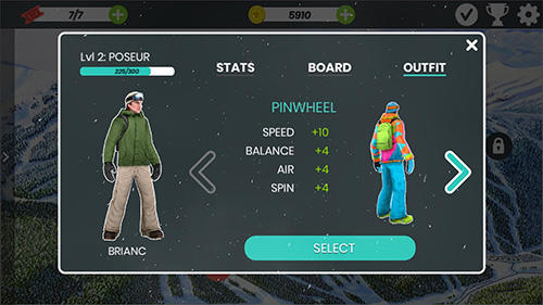 Kostenloses Android-Game Snowboard Party: Aspen. Vollversion der Android-apk-App Hirschjäger: Die Snowboard party: Aspen für Tablets und Telefone.