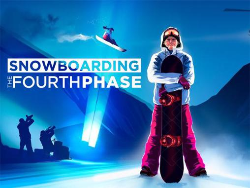 Snowboarding: The fourth phase poster
