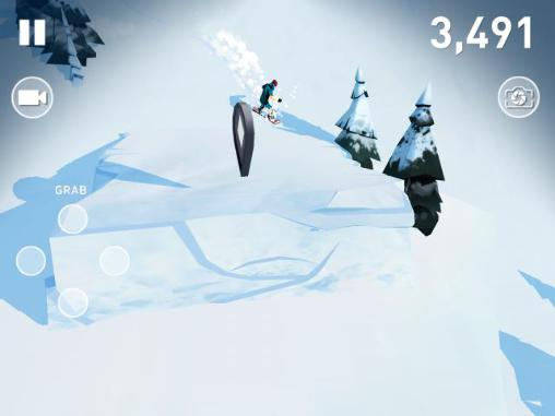 Snowboarding: The fourth phase screenshot 1