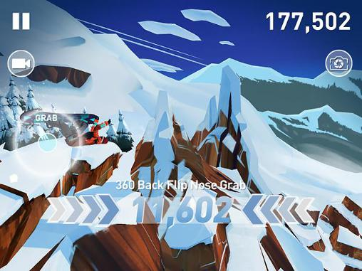 Snowboarding: The fourth phase screenshot 2