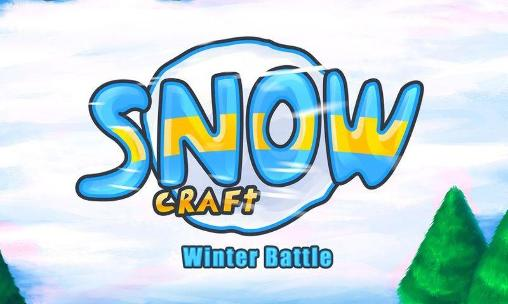Snowcraft: Winter battle обложка