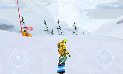 Screenshots von Snowboard party: Aspen für Android-Tablet, Smartphone.