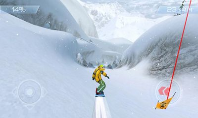 Snowstorm screenshot 3