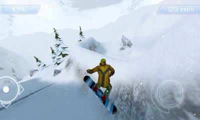 Snowstorm screenshot 5