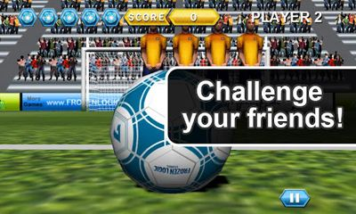 Screenshots von Soccer Free Kicks für Android-Tablet, Smartphone.