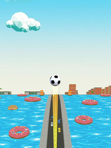 Download Soccer kick ball Android free game.