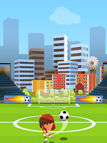 Get full version of Android apk app Soccer kick ball for tablet and phone.