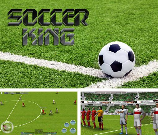 In addition to the game Soccer king for Android, you can download other free Android games for Irbis TZ12.