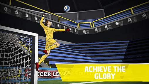 Soccer league 2016: Kicks and flicks картинка из игры 3