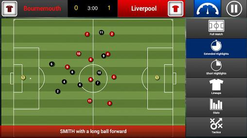 Soccer manager 2016 screenshot 2