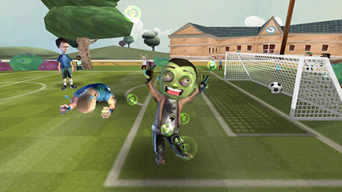 Screenshots of the Soccer moves for Android tablet, phone.