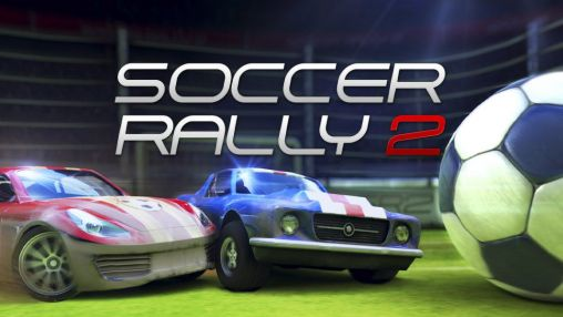 Soccer rally 2 poster