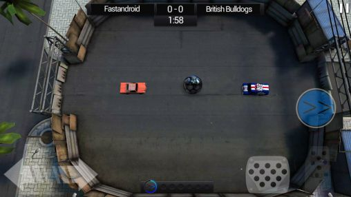 Soccer rally 2 screenshot 2
