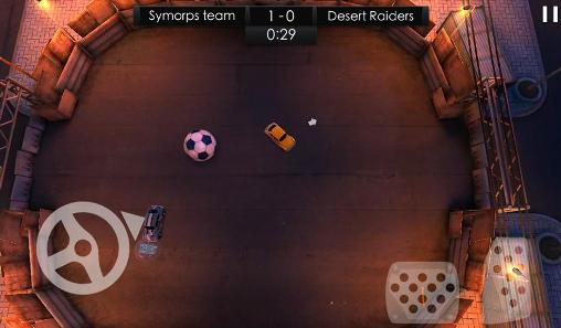 Screenshots von Soccer rally 2: World championship für Android-Tablet, Smartphone.