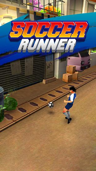 Soccer runner: Football rush обложка