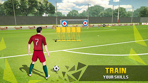 Screenshots do Soccer star 2016: World legend - Perigoso para tablet e celular Android.