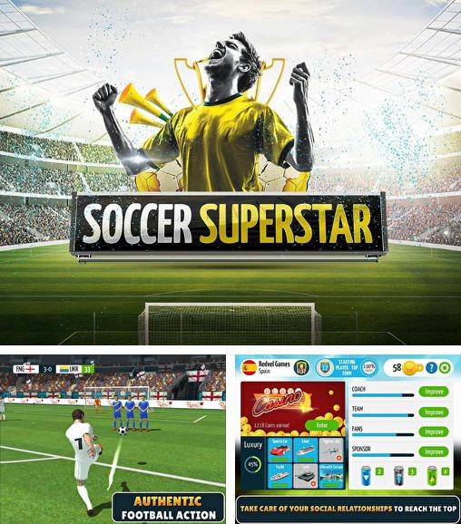 En plus du jeu Le coup final pour téléphones et tablettes Android, vous pouvez aussi télécharger gratuitement Superstar du football 2016: Championnat du monde, Soccer superstar 2016: World cup.