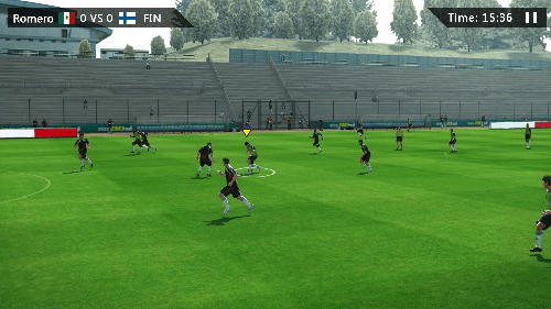 Screenshots of the Soccer: Ultimate team for Android tablet, phone.