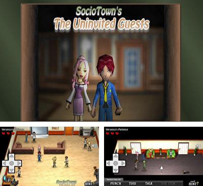 Кроме игры Virtual Villagers: Origins скачайте бесплатно SocioTown's: The univited guets для Android телефона или планшета.