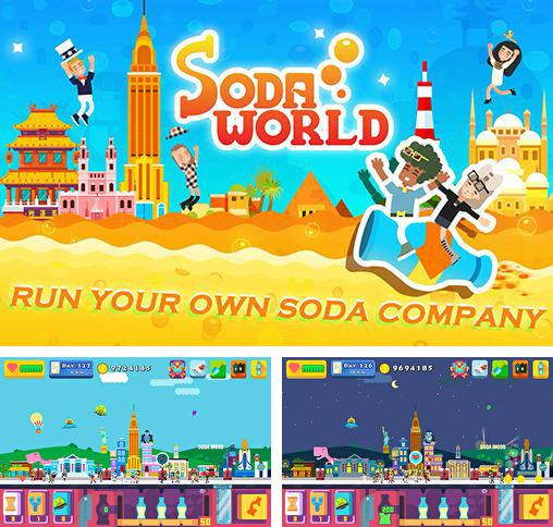 Soda world: Your soda inc