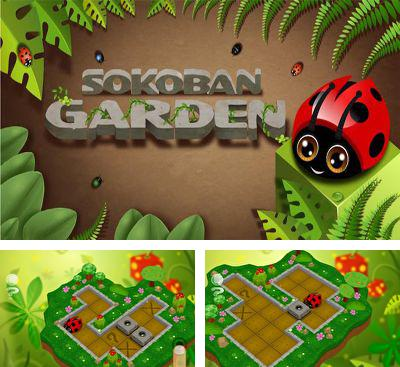 In addition to the game Catcha Catcha Aliens! for Android phones and tablets, you can also download Sokoban Garden 3D for free.